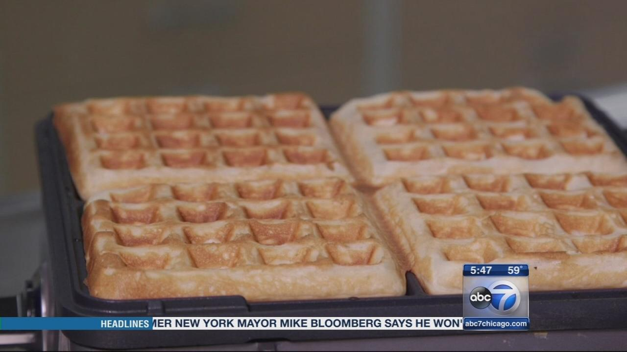 Consumer Reports: Waffle Makers