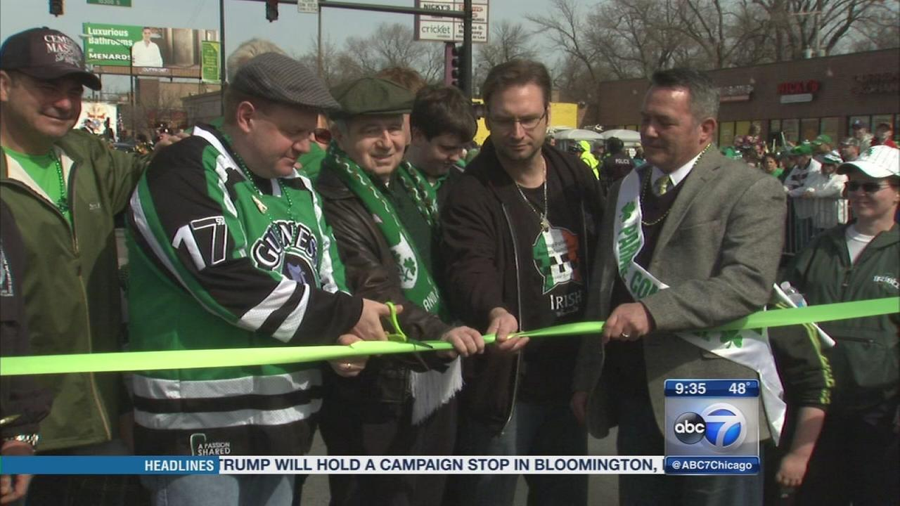 South Side Irish Parade returns to Chicago