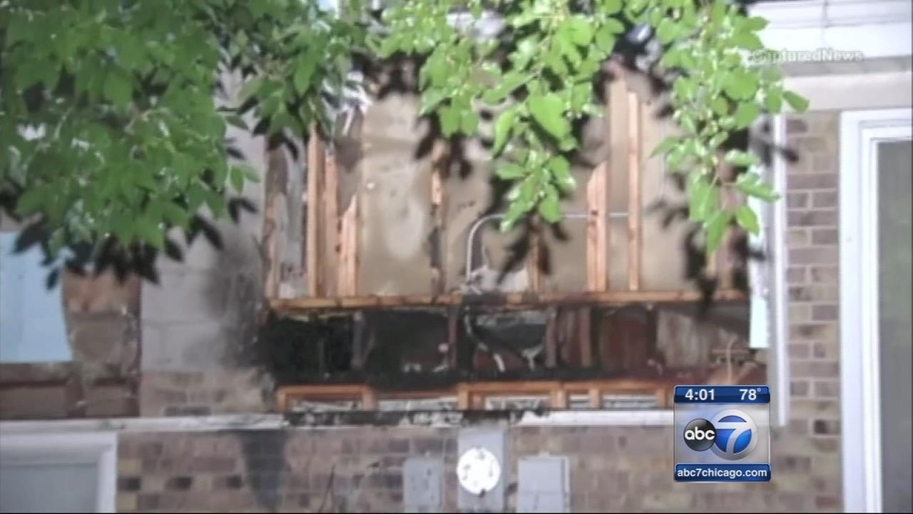 Lightning strikes cause fires in Schaumburg, Wheaton