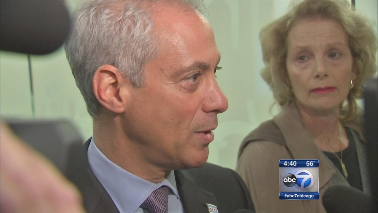 Rahm Emanuel keeps low profile during primary season