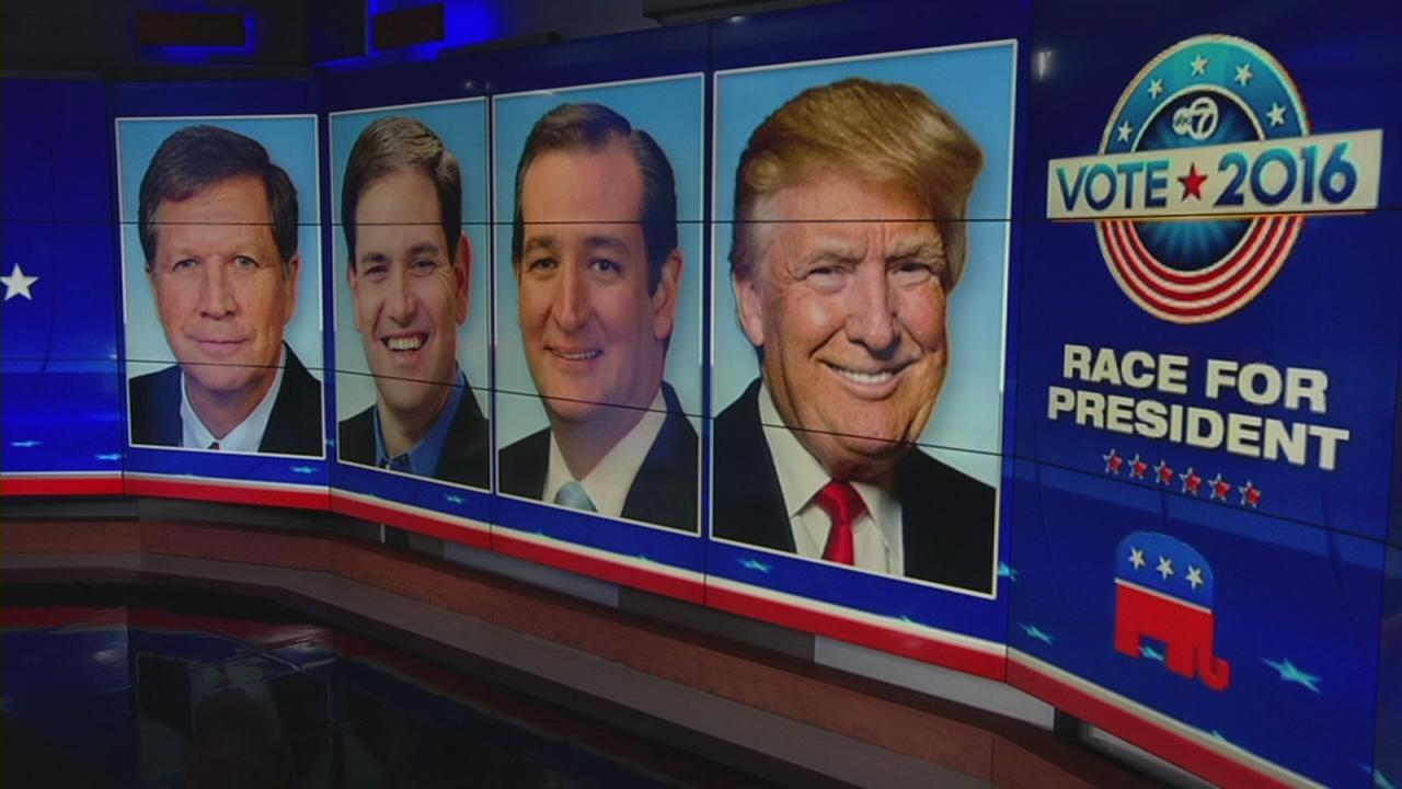 Trump wins FL, IL, NC