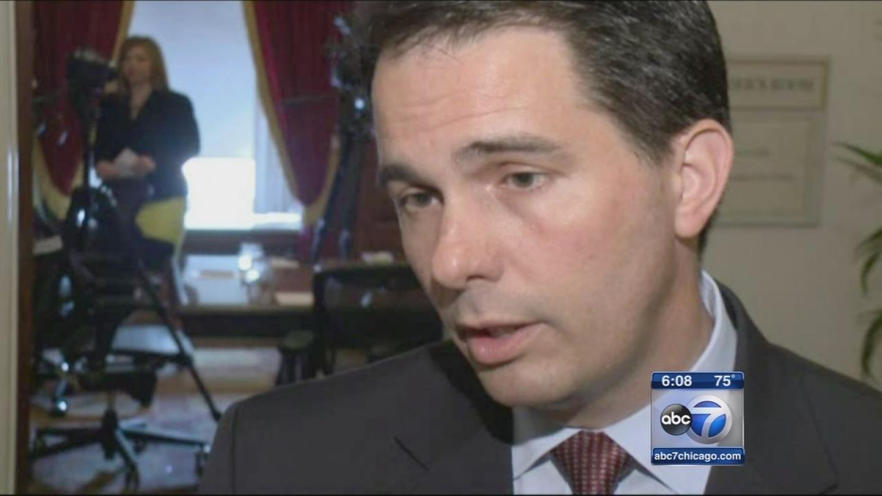 Prosecutors charge Gov. Scott Walker in criminal scheme