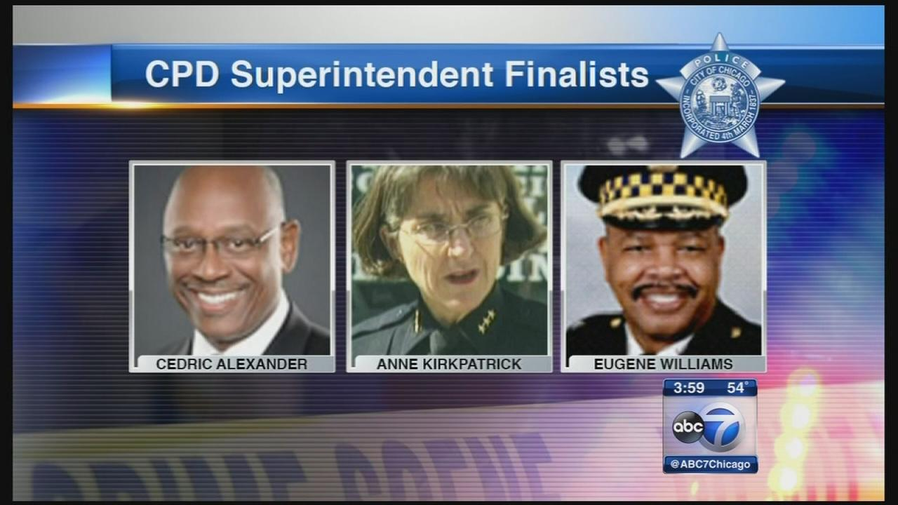 CPD superintendent finalists announced