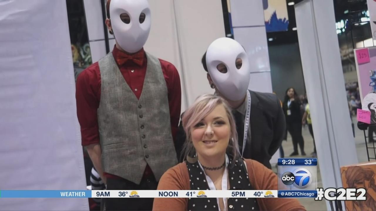Pop culture comes alive at the Chicago Comic and Entertainment Expo