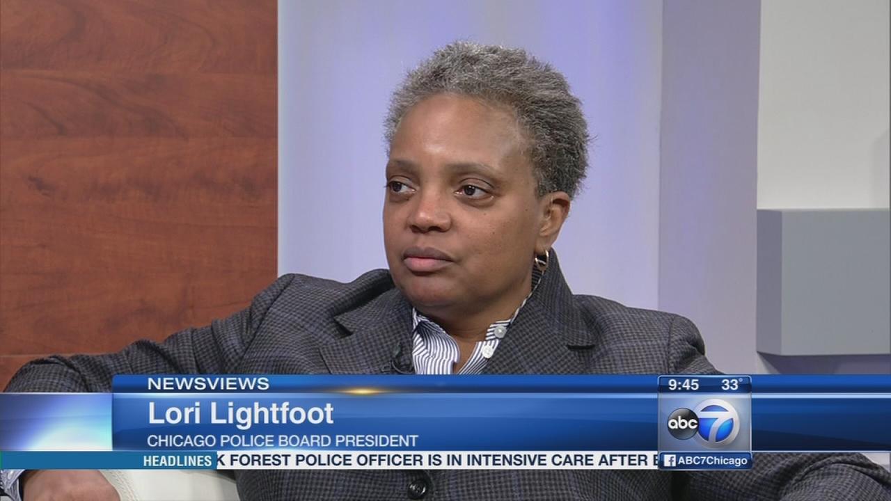 Newsviews: Lori Lightfoot Pt. 1