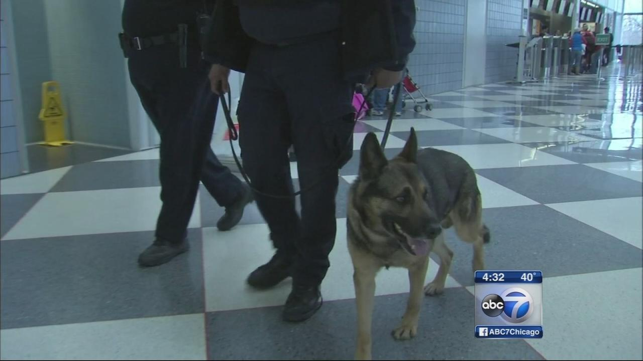 Security tight at OHare