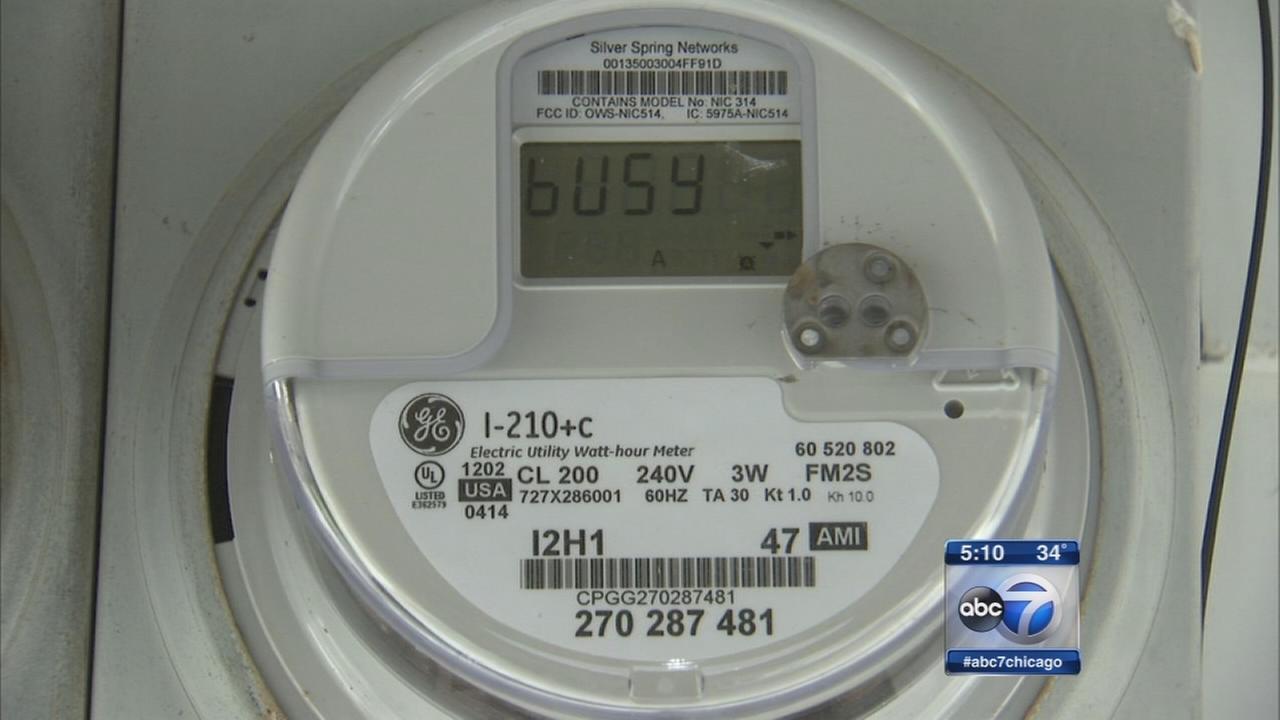 Smart meter warning