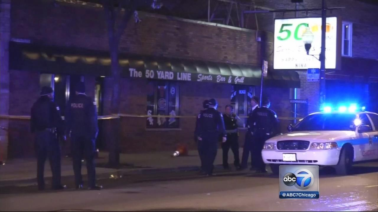 2 men shot, 1 fatally, in Grand Crossing