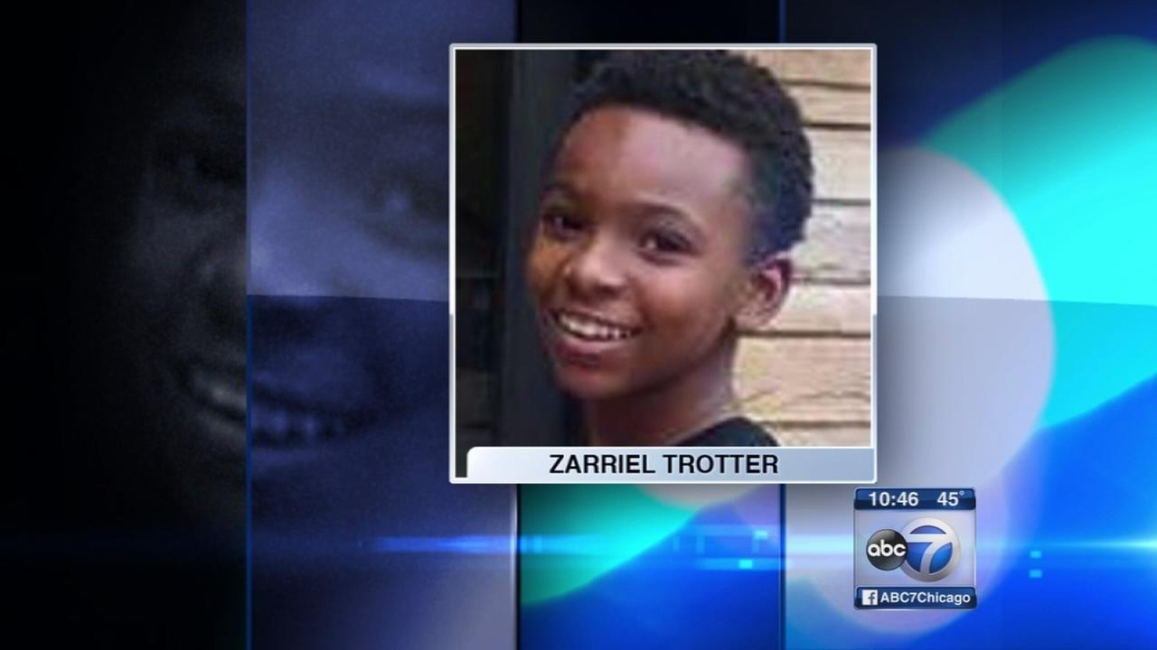 13-year-old shot by stray bullet on West Side