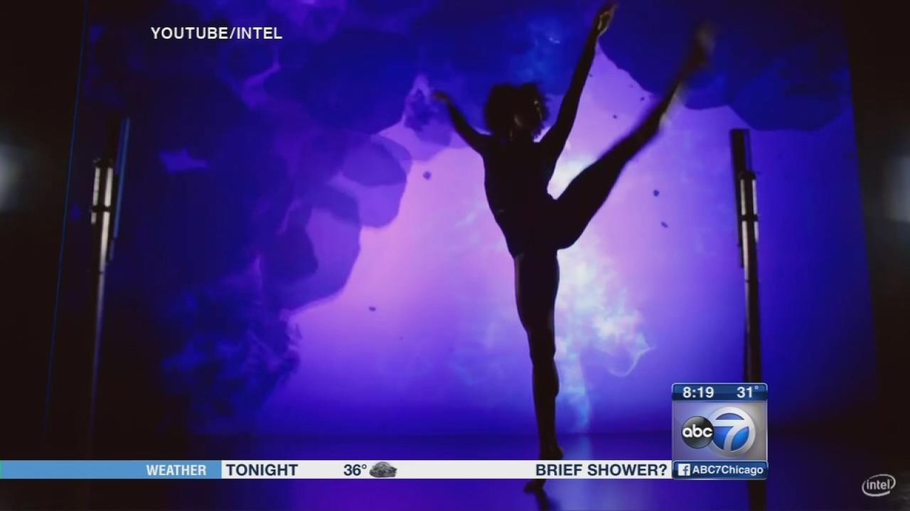 Scoliosis is no barrier for Chicago dancer