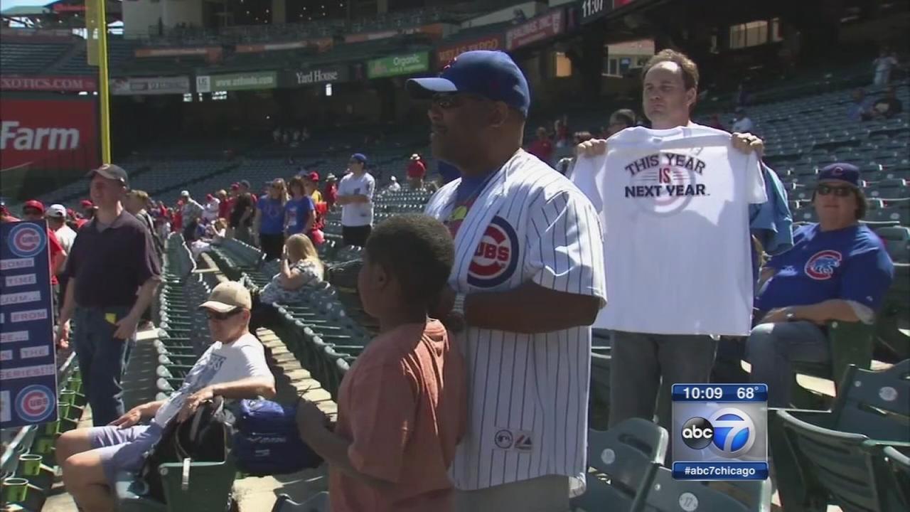 Cub fans away season opener