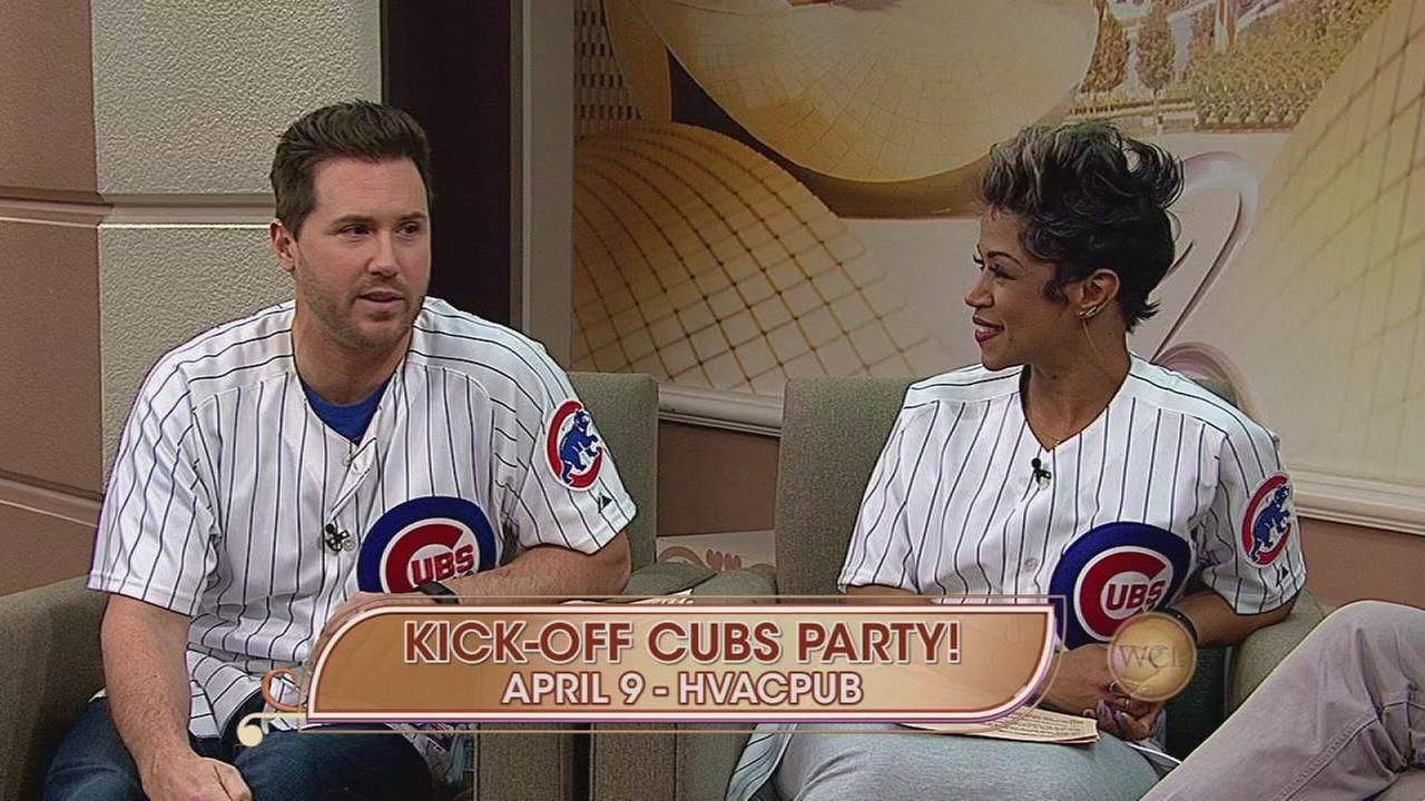 Next Year Day Party for Cubs fans