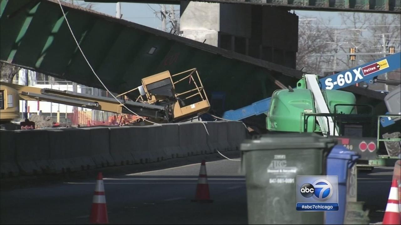Construction worker killed after beam falls