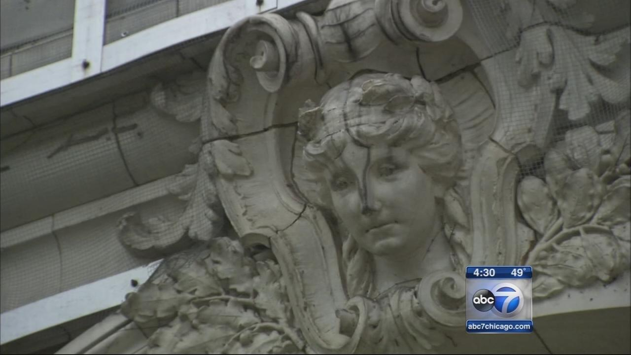 Renovation, restoration planned for Cook County Hospital