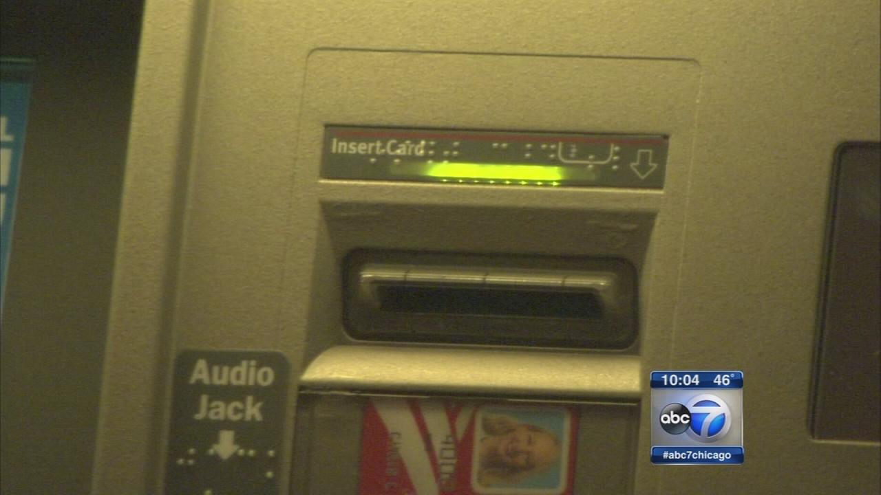 Skimming devices found on Bank of America ATMs