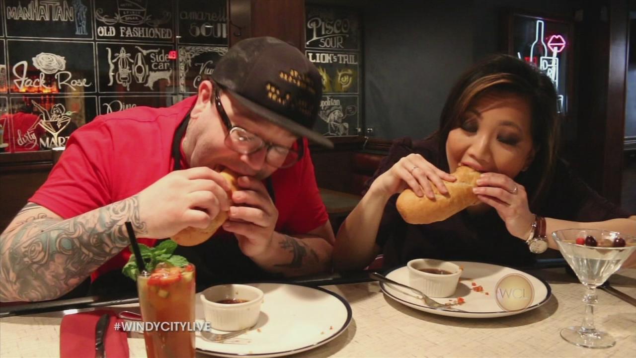 Italian beef sandwiches, Part 2