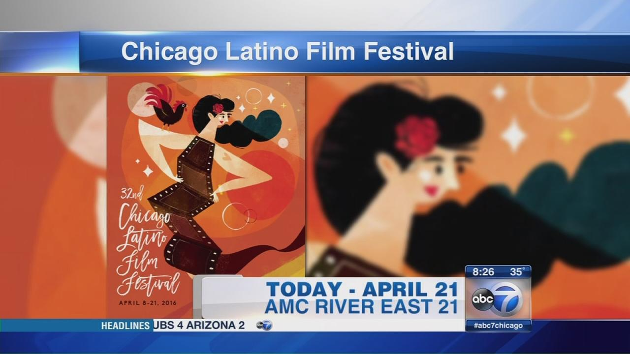 32nd Chicago Latino Film Festival