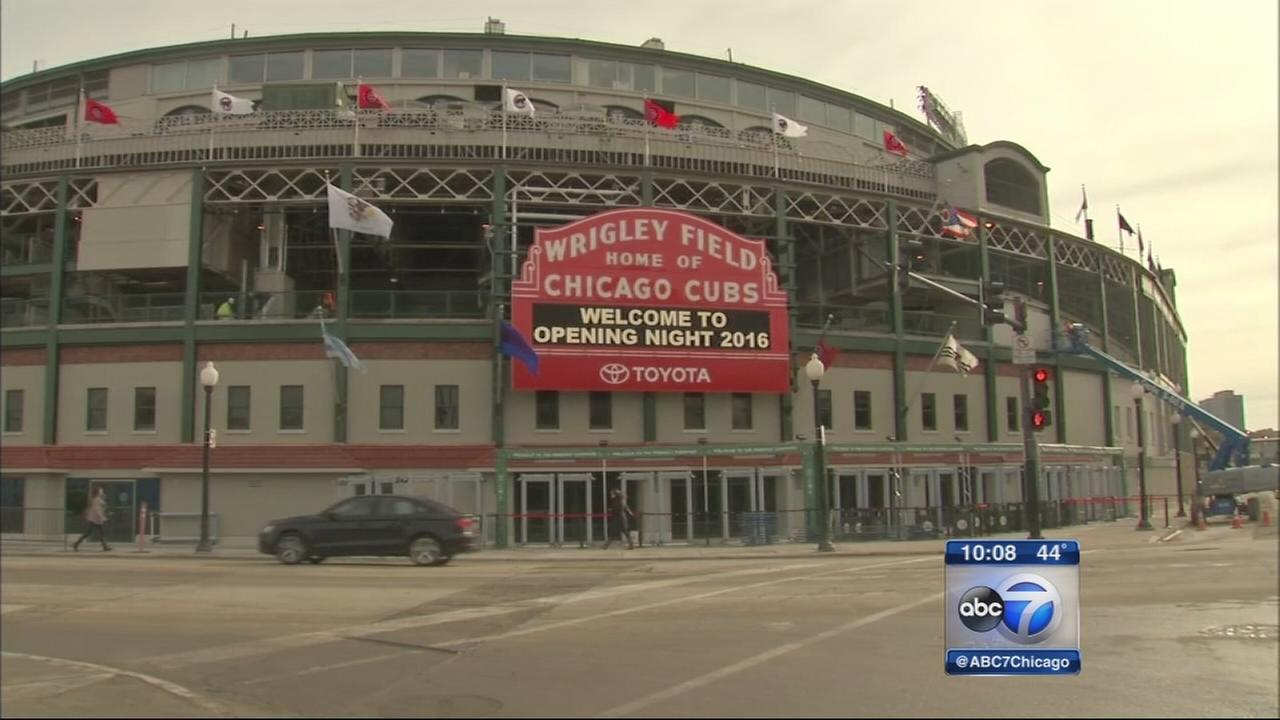 Revamped Wrigley Field welcomes fans
