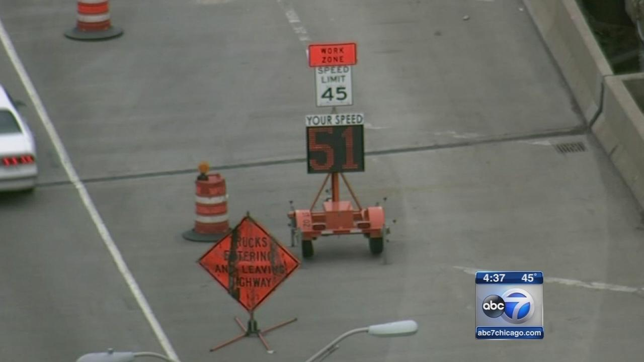 IDOT: Careful when driving by construction