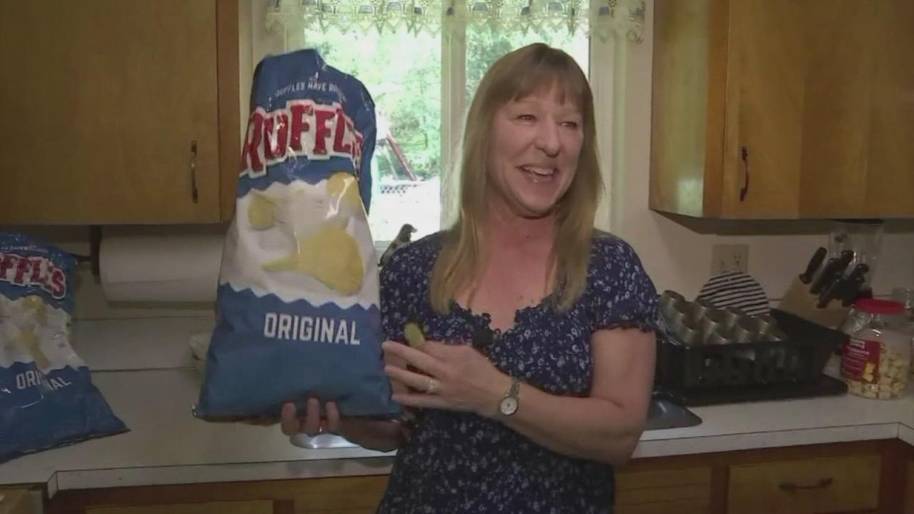 Potato chips lead woman to cancer diagnosis