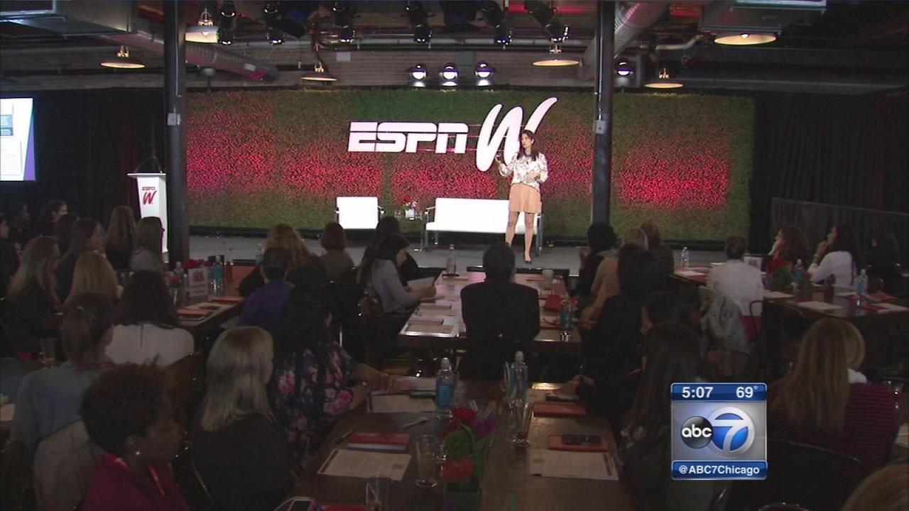 ESPNW holds first Chicago female athlete summit