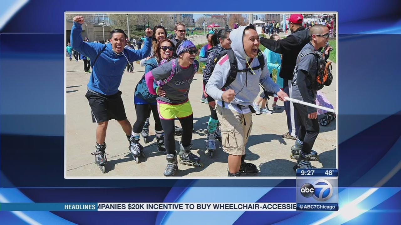 Walk, Skate, or Bike for the American Cancer Society