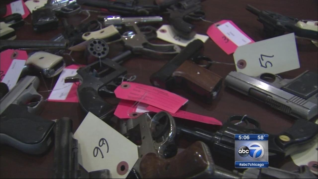 Moms seek to stop violence in Chicago