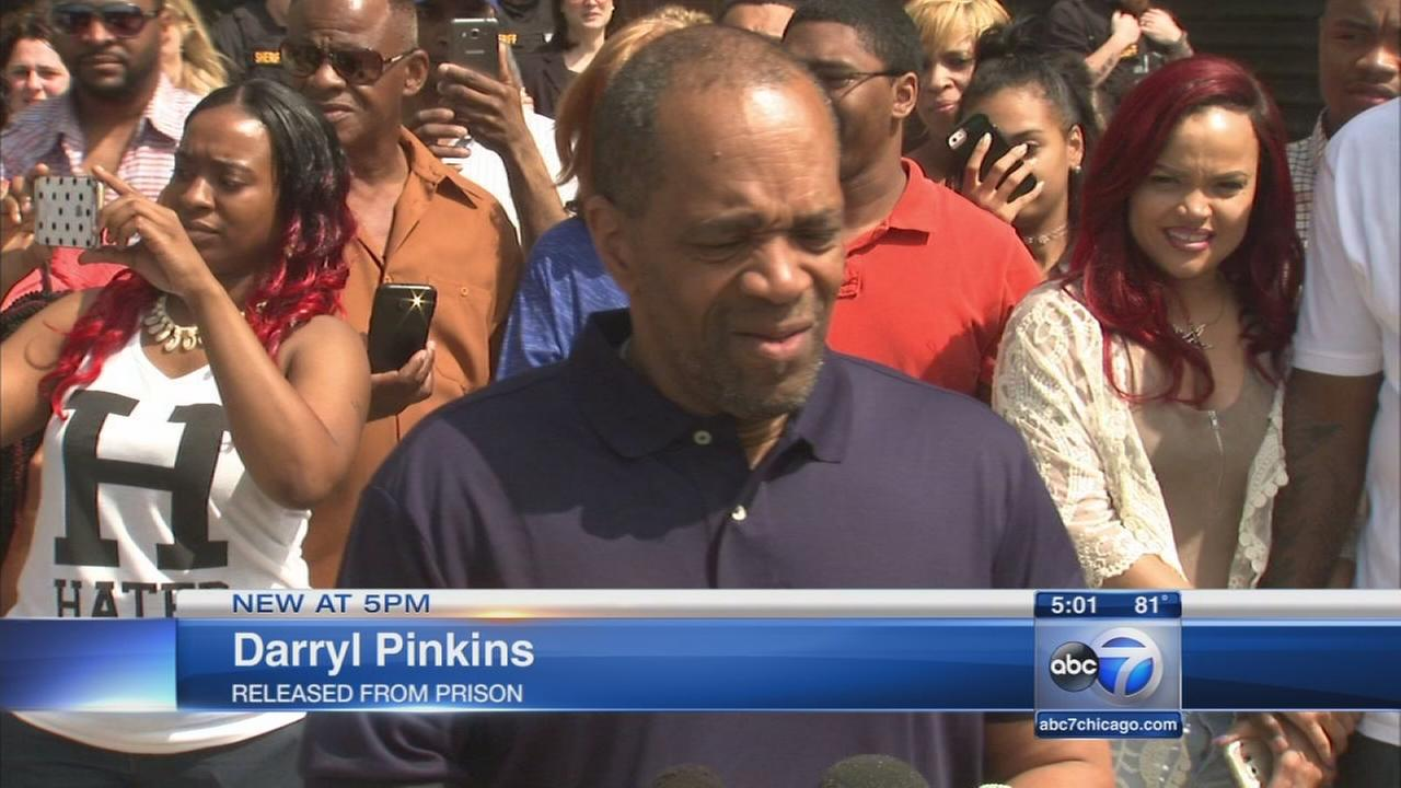 Man wrongly convicted of rape released from prison after nearly 25 years