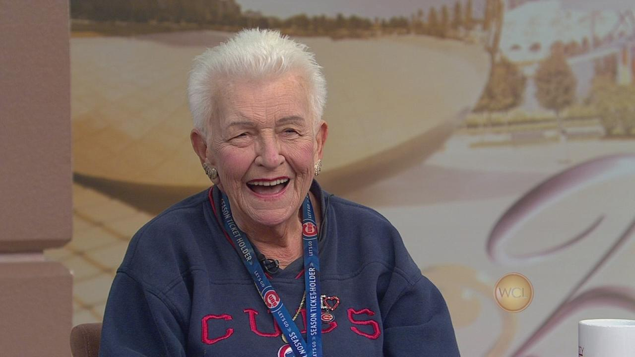 Loyal Cubs fan turns 90