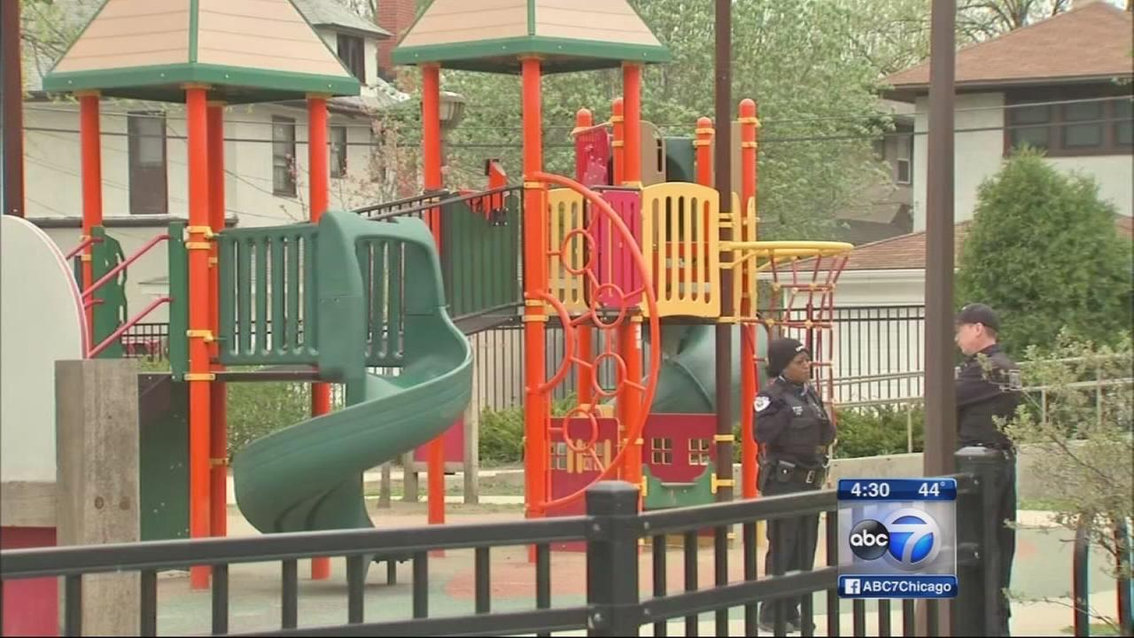 Man attempted to kidnap child in Oak Park