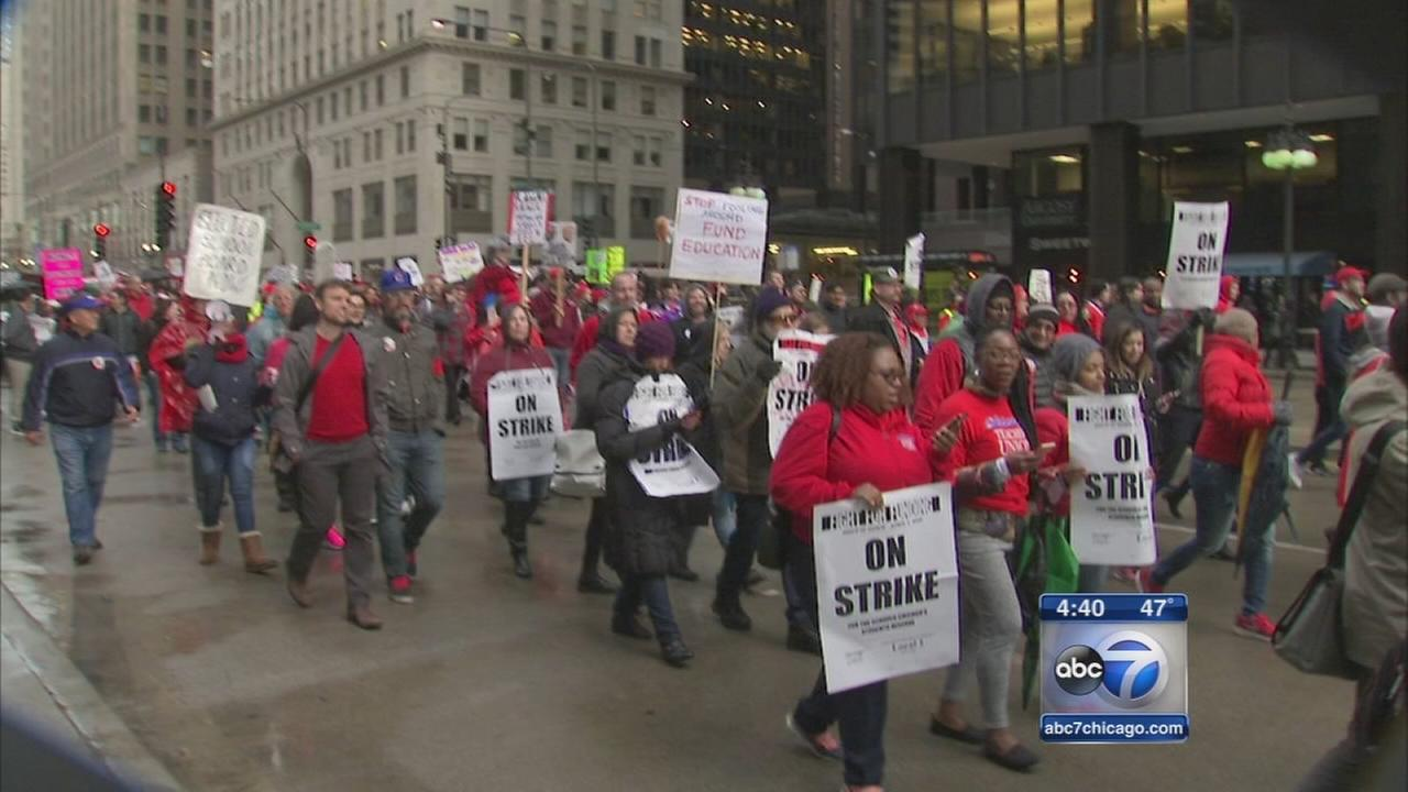 CPS plans contingencies if teachers strike