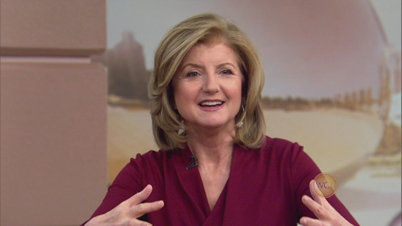 Arianna Huffingtons Sleep Revolution