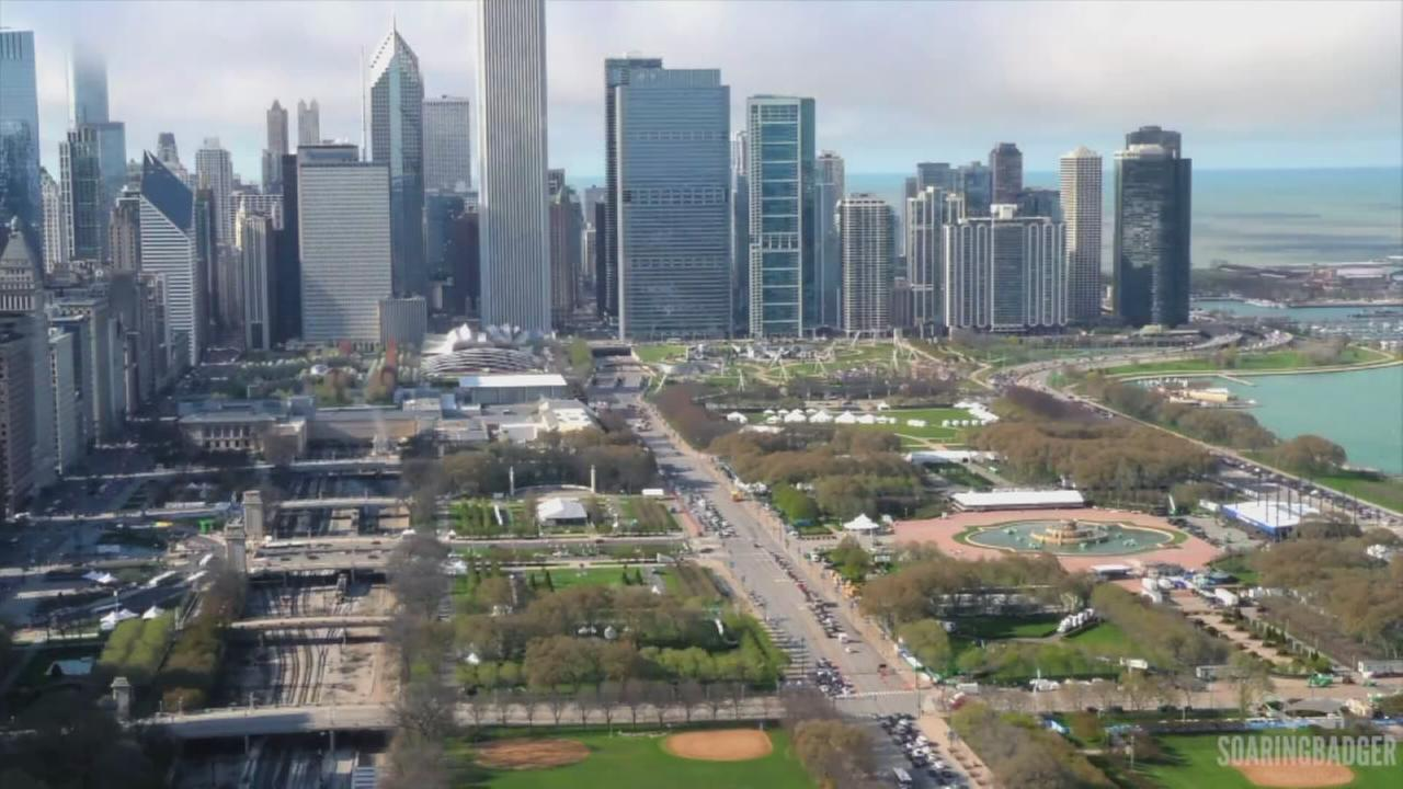 Timelapse of Draft Town