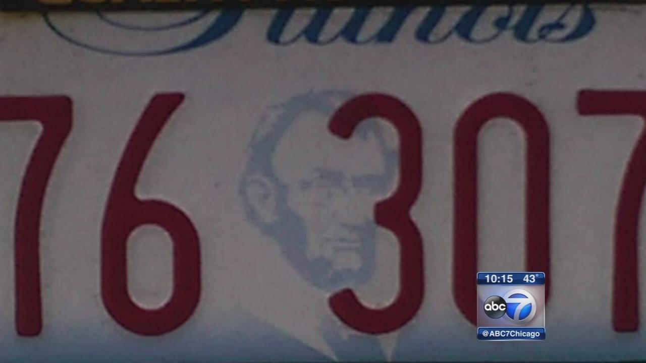 Illinois license plate rules causing confusion for drivers