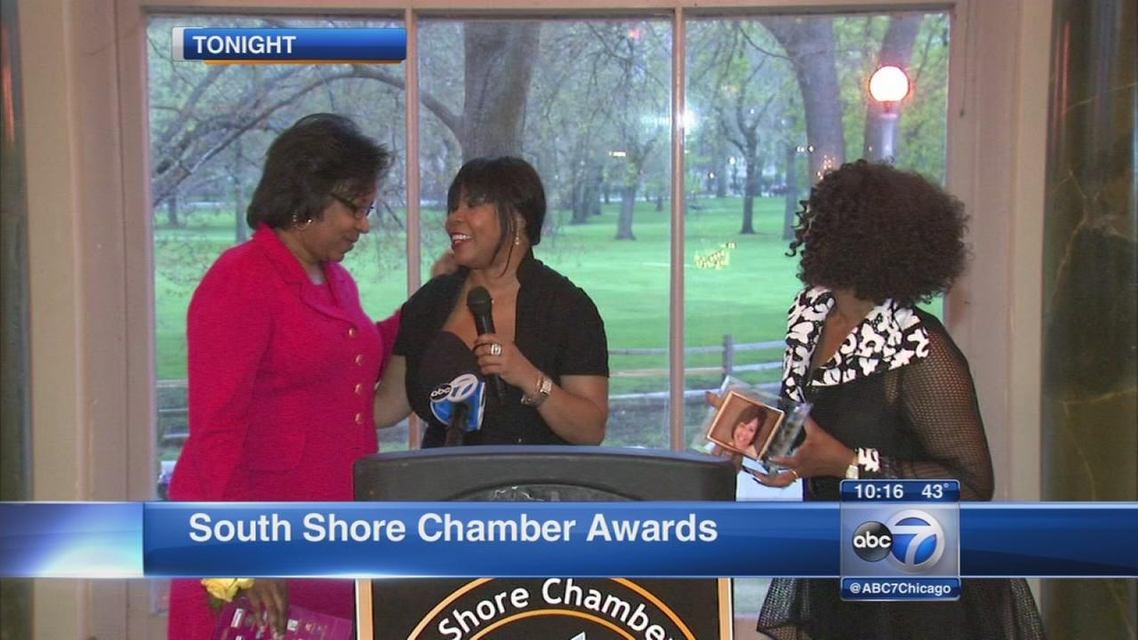 South Shore chamber awards