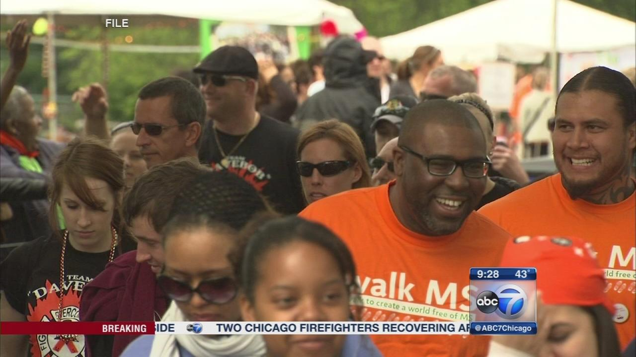 Join Walks to end Multiple Sclerosis