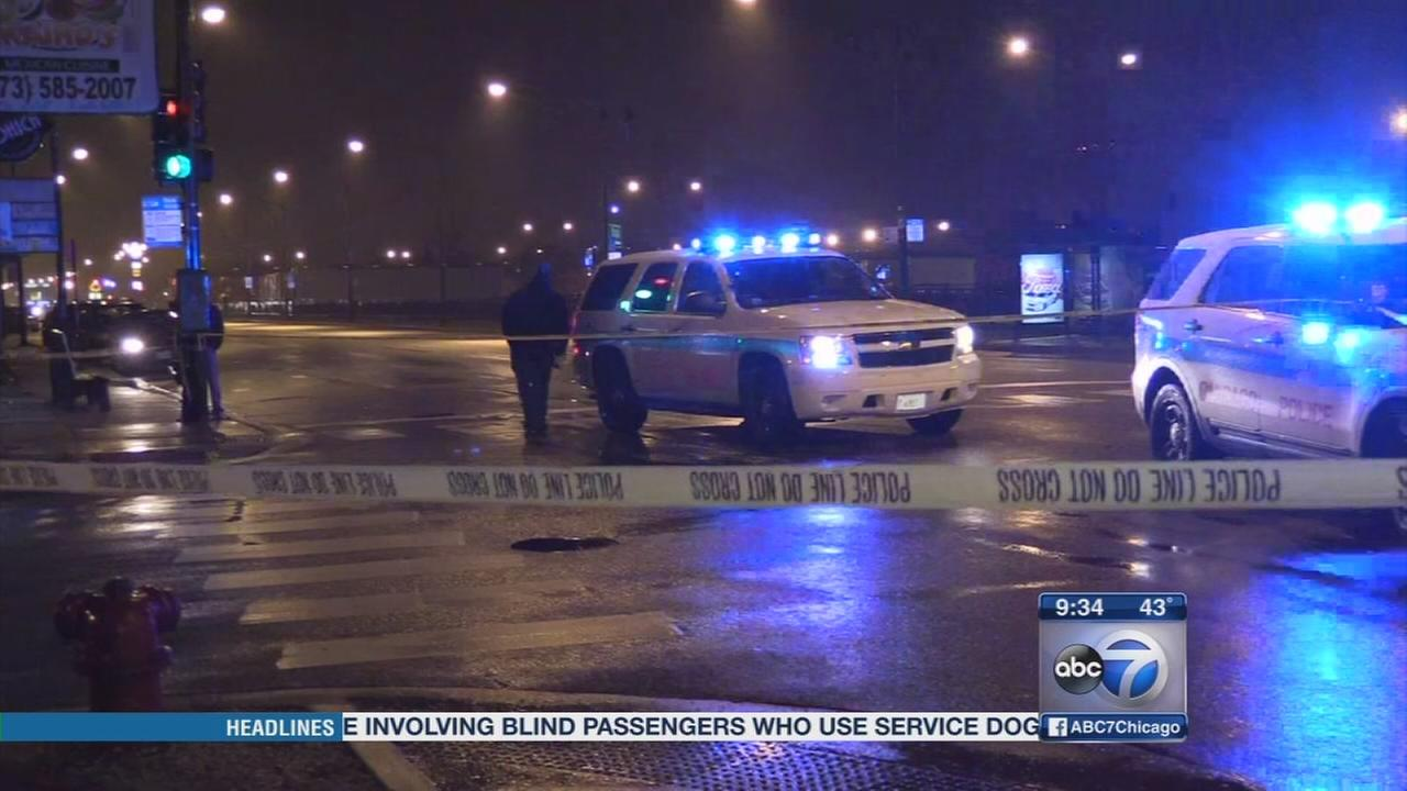 Woman killed, man injured in hit-and-run near Midway