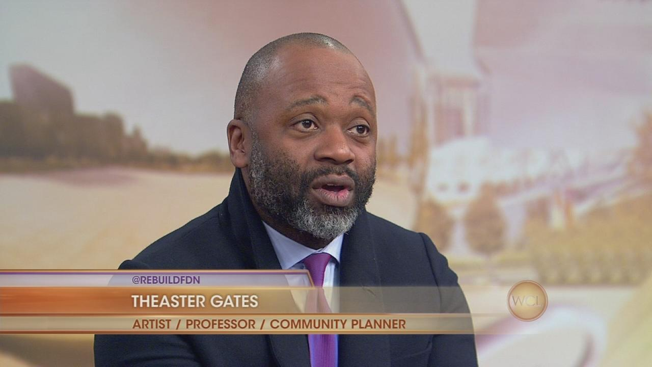 Theaster Gates is transforming the South Side