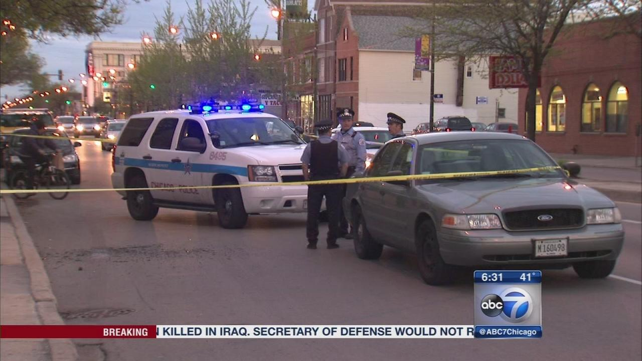 2 teens fatally shot within hours