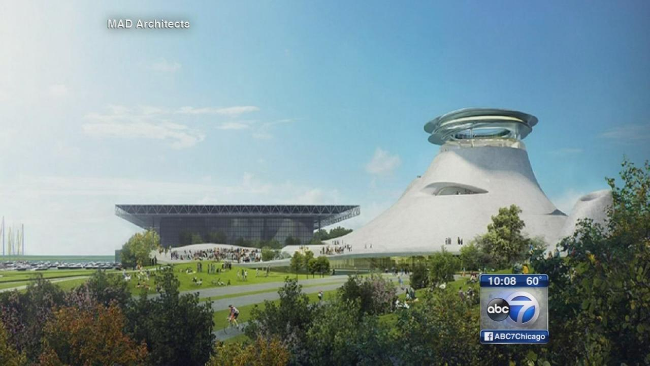 Lucas Museum looking for locations outside Chicago
