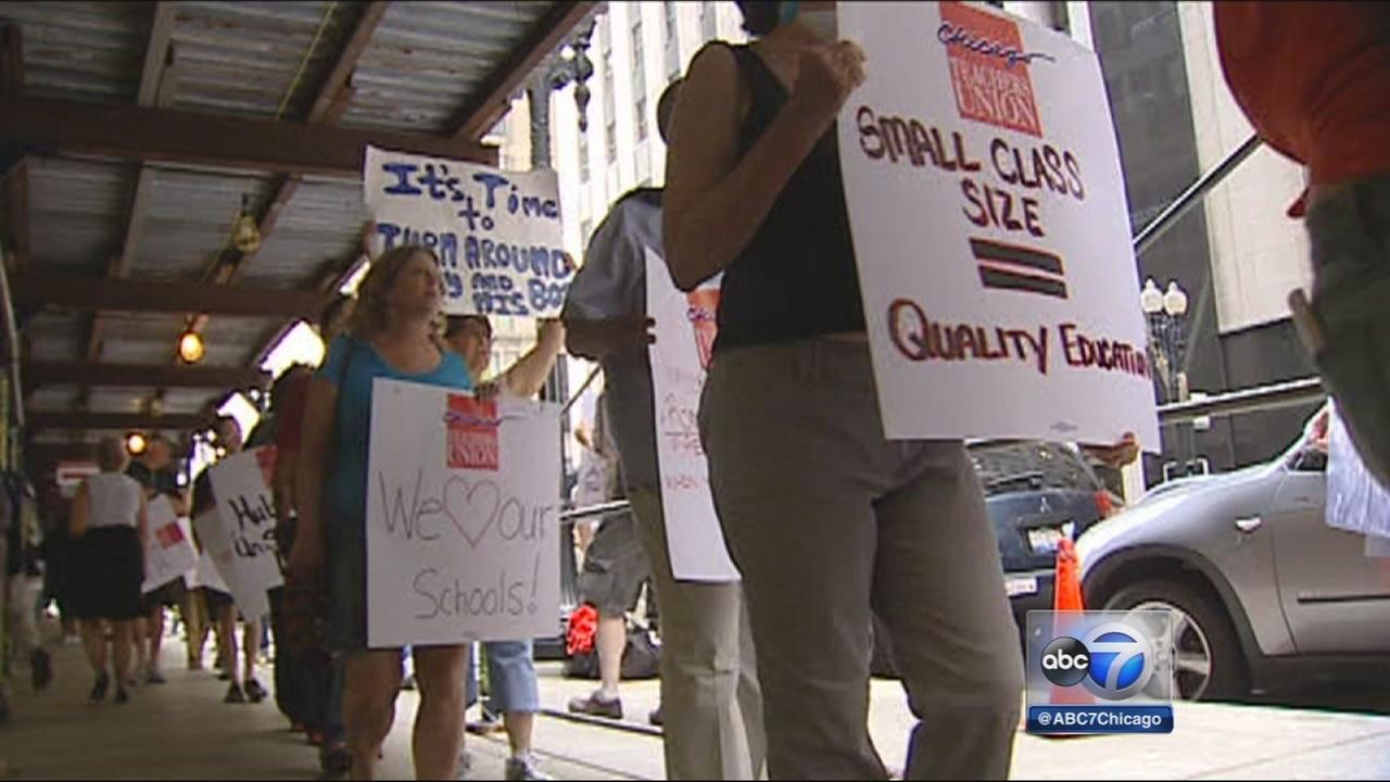 CTU leadership to vote on possible strike