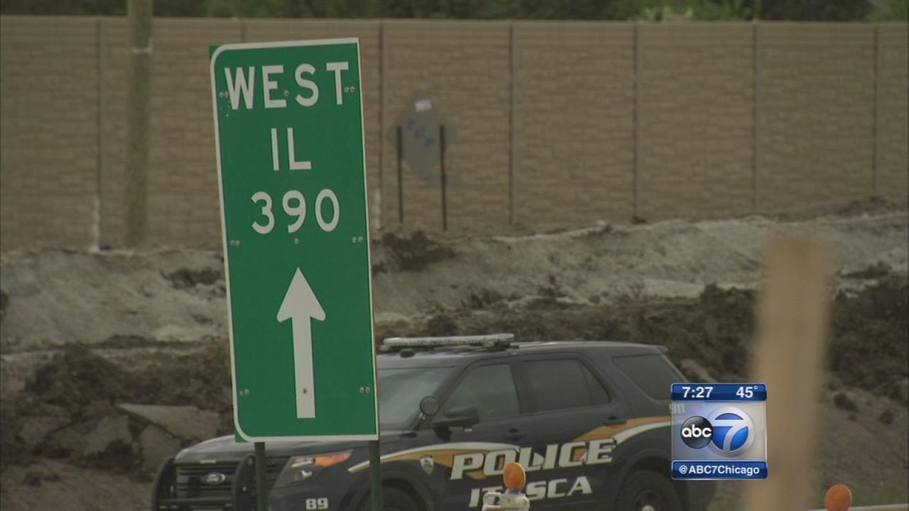Illinois Tollway holds open house to update drivers on construction
