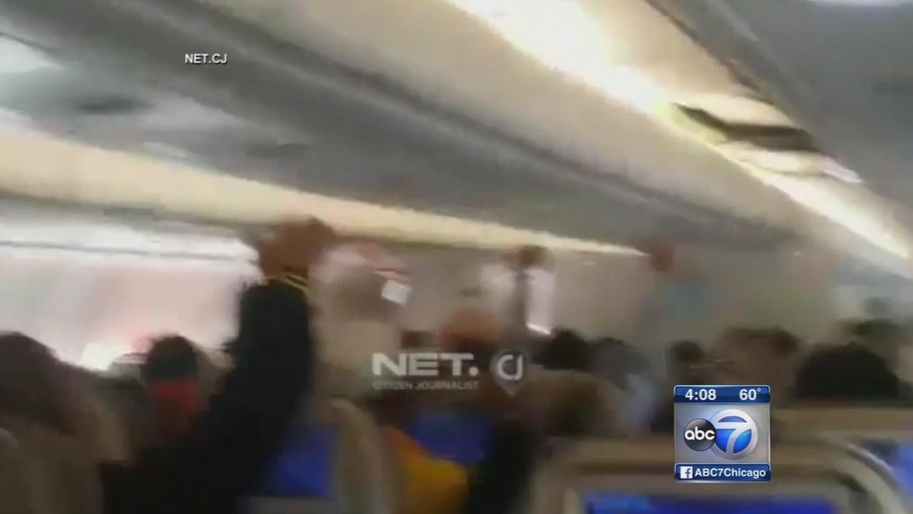 Severe turbulence injures 32 on Etihad flight to Indonesia