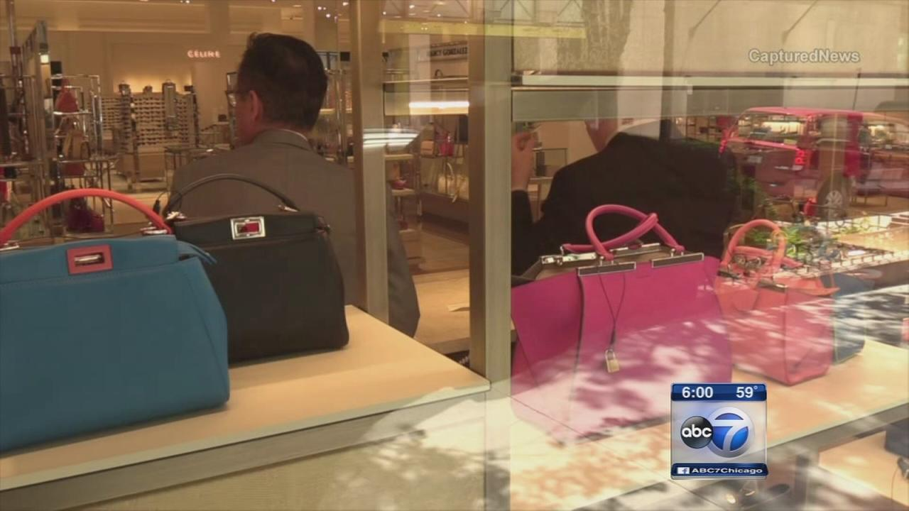 Neiman Marcus robbed in broad daylight