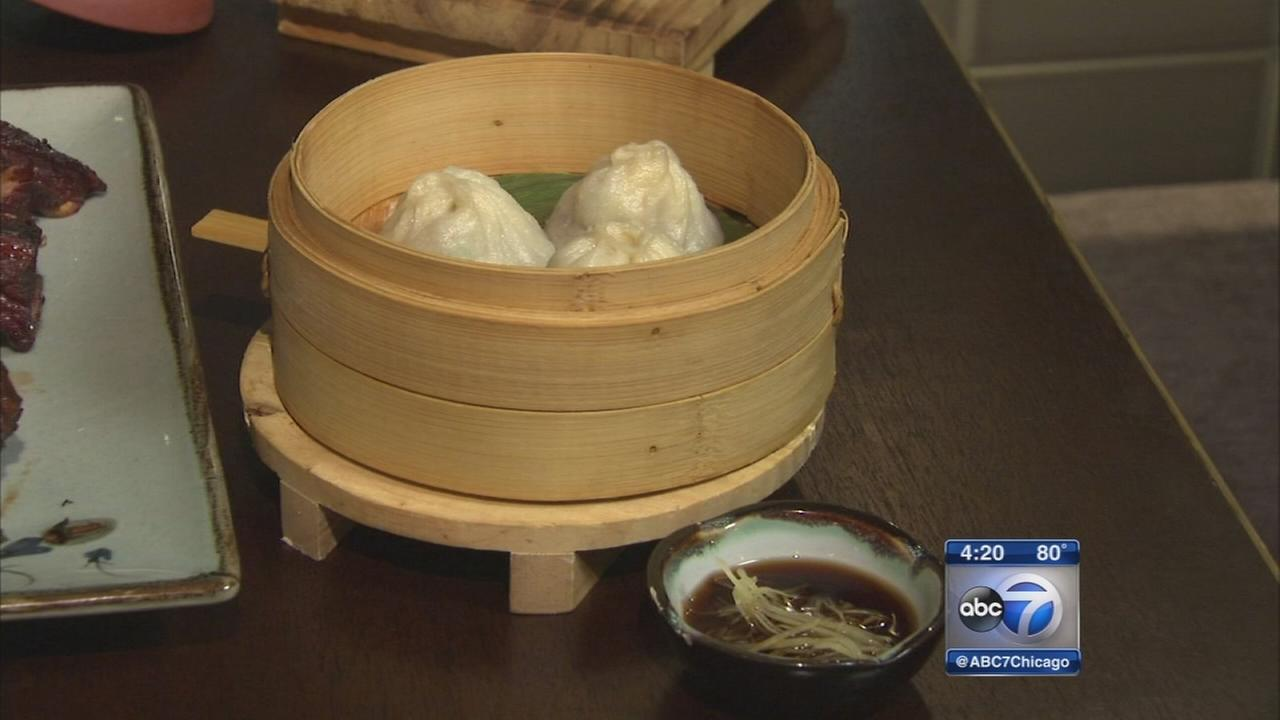 Imperial Lamian offers authentic Chinese in River North
