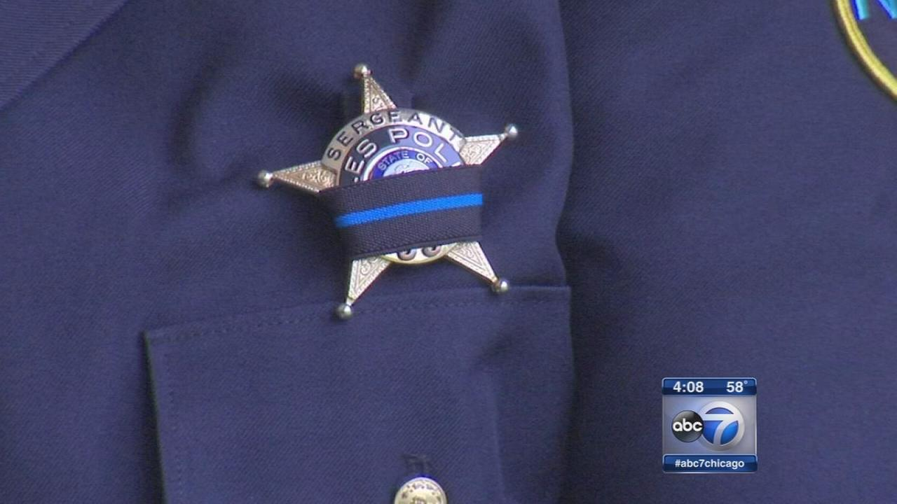 Fallen Cook County police officers honored