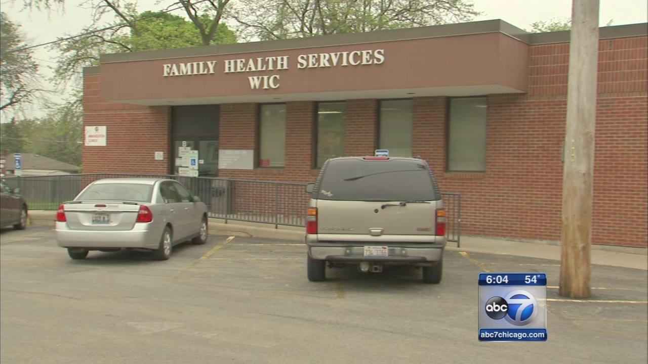 Will County hcuts health services due to state budget
