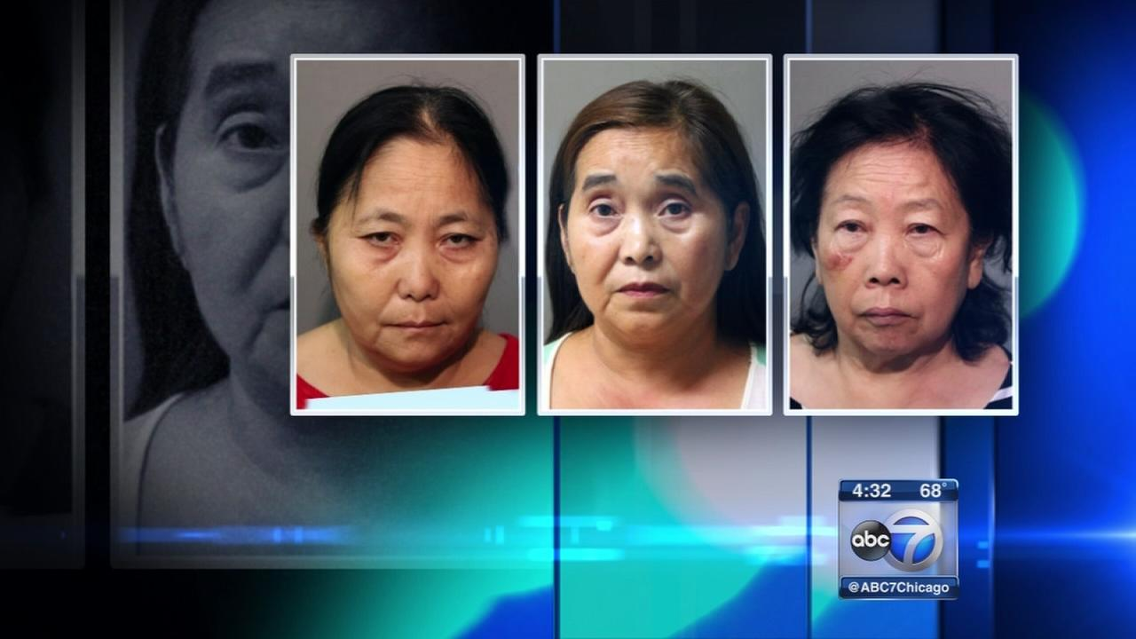 3 women caught at OHare allegedly carrying $3M in opium