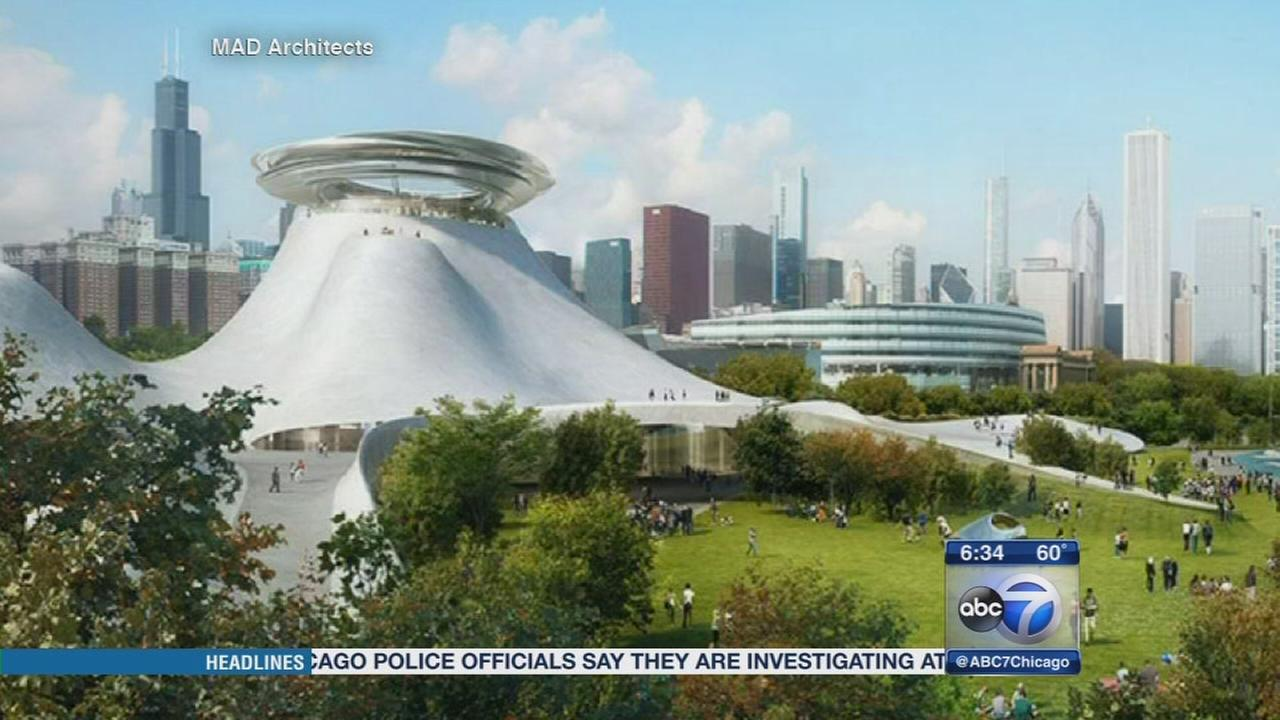 Lucas Museum legal battle continues