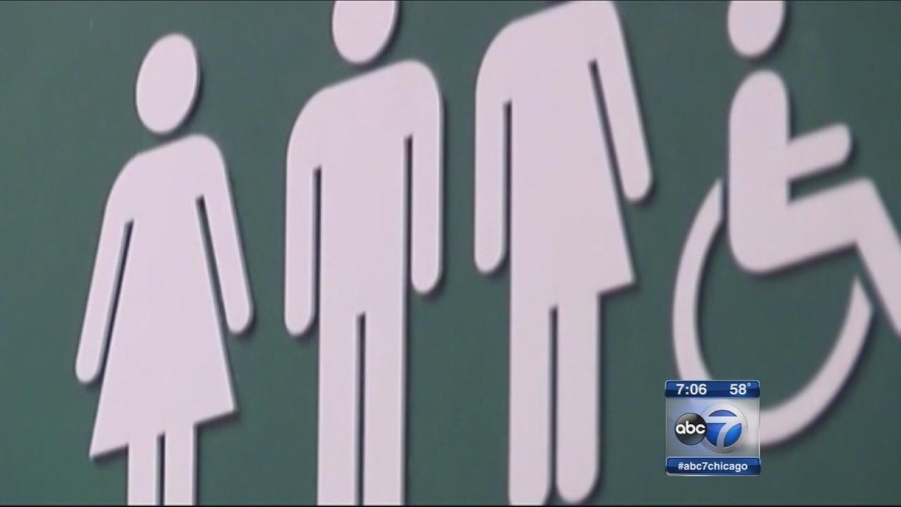 Community reacts to new transgender bathroom directive